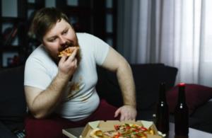 obesidad mórbida, Causas de la obesidad mórbida